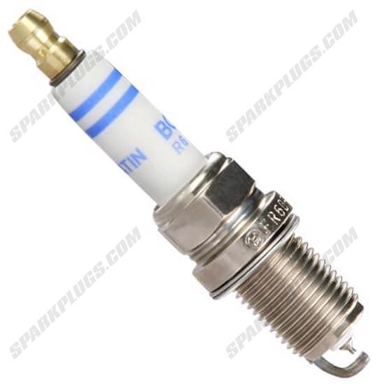 Picture of Bosch FR6DPP332 0242240628 Platinum Spark Plug