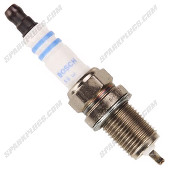 Pack of 10 Bosch FR7DII35X Double Iridium Pin-to-Pin Spark Plug Up to 4X Longer Life