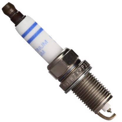 Picture of Bosch FR7KPP332 0242235776 Platinum Spark Plug