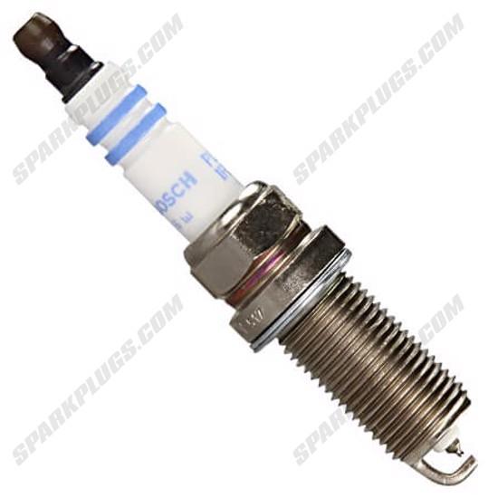 Picture of Bosch FR7NI33 0242236528 Double Iridium Spark Plug