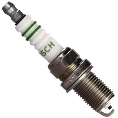 Picture of Bosch FR8DS 0242229598 Silver Spark Plug