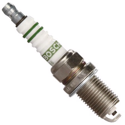 Picture of Bosch 7816 FR9DC 0242225857 Nickel Spark Plug