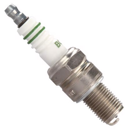 Picture of Bosch W08CS 0241268506 Silver Spark Plug