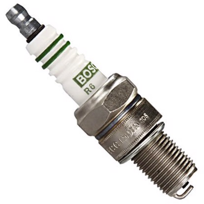 Picture of Bosch WR4CC 0242250770 Nickel Spark Plug