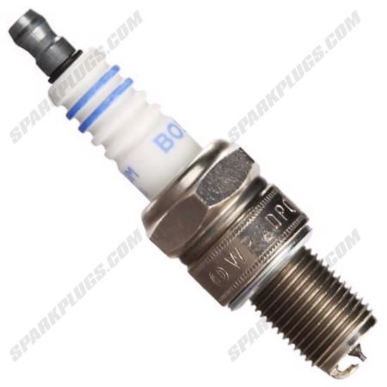 Picture of Bosch WR4DP0 0242250512 Platinum Spark Plug