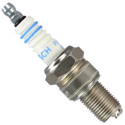 Picture of Bosch WR6DP0 0242240555 Platinum Spark Plug
