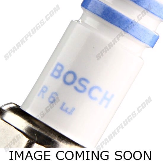 Picture of Bosch YR5NI332S 0242145510 Double Iridium Spark Plug