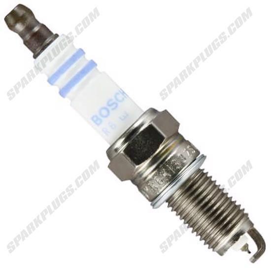 Picture of Bosch YR6KI332S 0242140514 Double Iridium Spark Plug