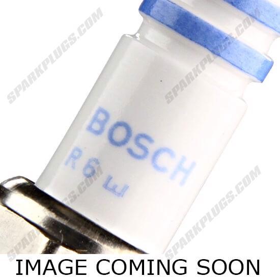 Picture of Bosch ZR6SII3320 Double Iridium Spark Plug