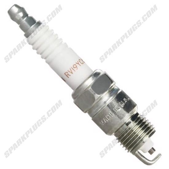 Picture of Champion 17C2 RV19YC6 Nickel Spark Plug