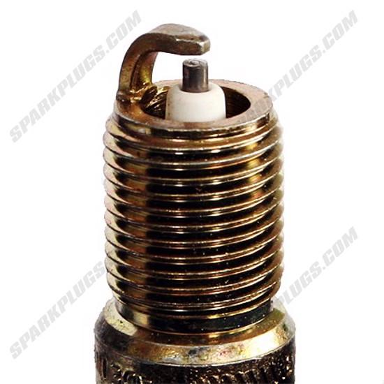 Picture of Champion 2401-6 Gold Palladium Spark Plug