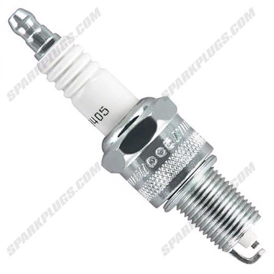 Picture of Champion 3405-2 RN14PMC Platinum Spark Plug - 2 Pack