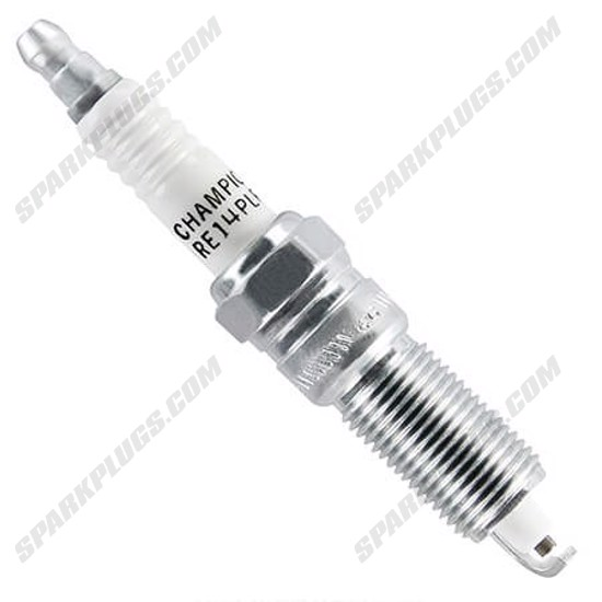 Picture of Champion 7440-2 Double Platinum Spark Plug - 2 Pack