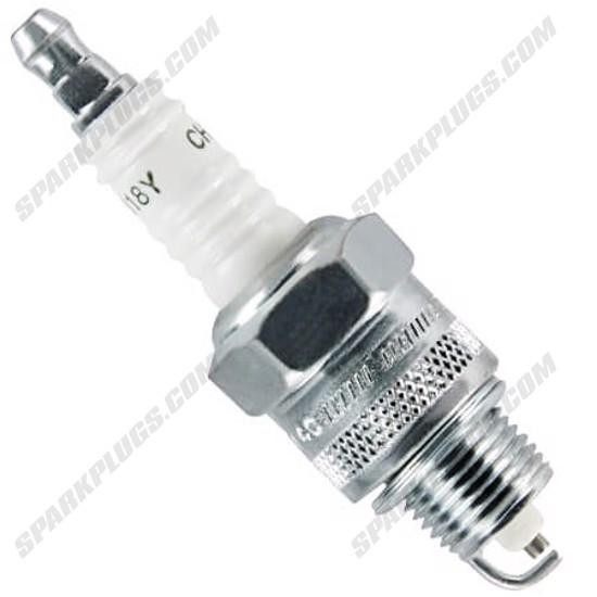 Picture of Champion 857 RH18Y Nickel Spark Plug