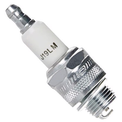 Picture of Champion 861 J19LM Nickel Spark Plug