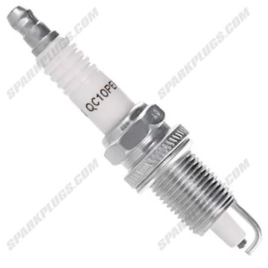 Picture of Champion 958 QC10PEP Double Platinum Spark Plug