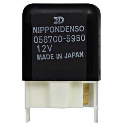 Picture of Denso 056700-5950 Heavy Duty Relay