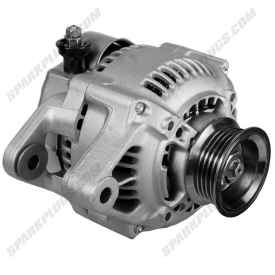 Picture of Denso 210-0101 Remanufactured Alternator