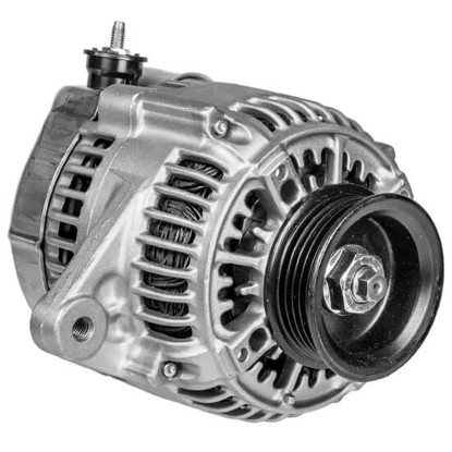 Picture of Denso 210-0102 Remanufactured Alternator