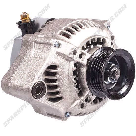Picture of Denso 210-0104 Remanufactured Alternator