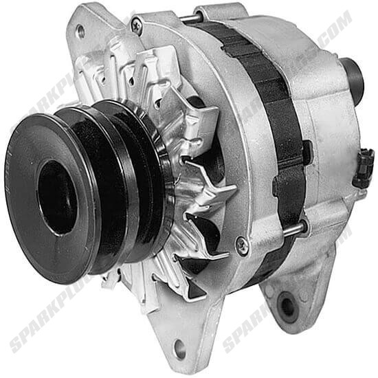 Picture of Denso 210-0105 Remanufactured Alternator