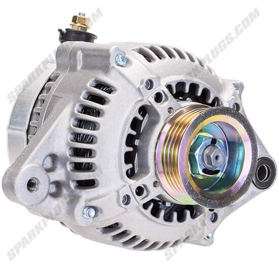 Picture of Denso 210-0110 Remanufactured Alternator