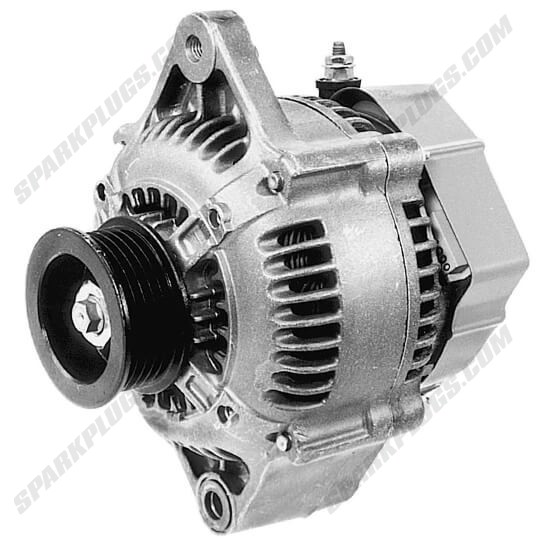 Picture of Denso 210-0115 Remanufactured Alternator