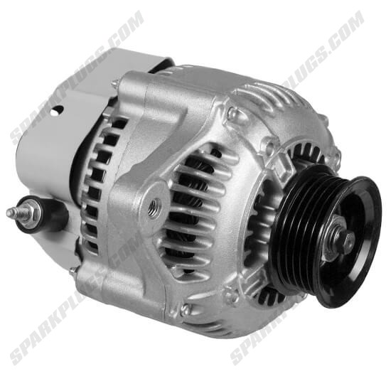Picture of Denso 210-0122 Remanufactured Alternator