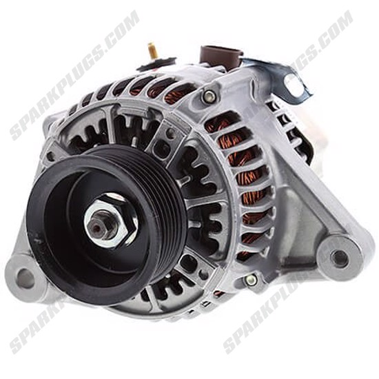 Picture of Denso 210-0163 Remanufactured Alternator