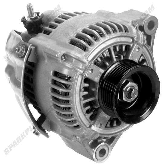 Picture of Denso 210-0172 Remanufactured Alternator