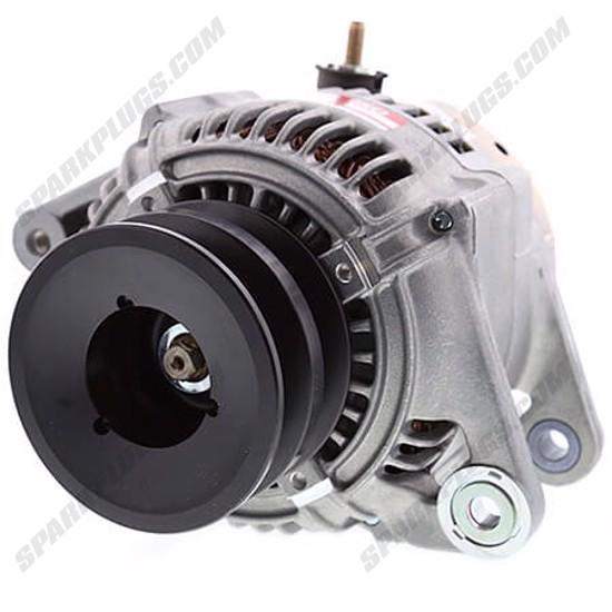Picture of Denso 210-0177 Remanufactured Alternator