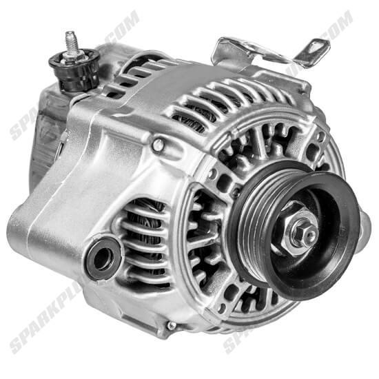 Picture of Denso 210-0187 Remanufactured Alternator