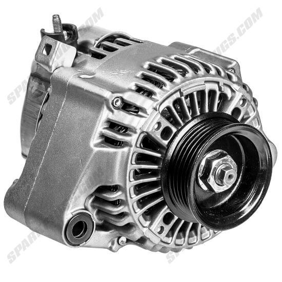 Picture of Denso 210-0201 Remanufactured Alternator
