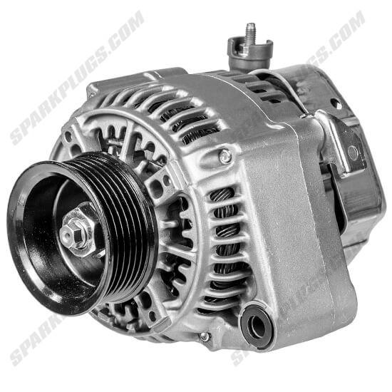 Picture of Denso 210-0208 Remanufactured Alternator