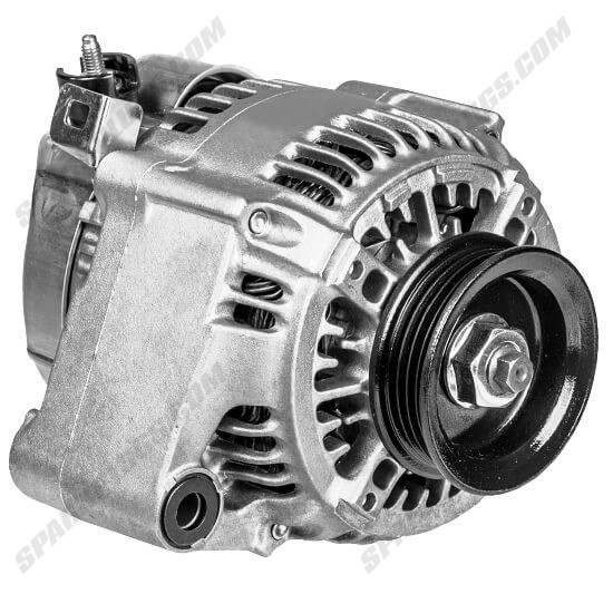 Picture of Denso 210-0219 Remanufactured Alternator