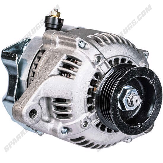 Picture of Denso 210-0220 Remanufactured Alternator