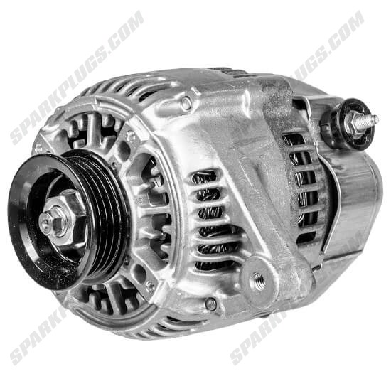 Picture of Denso 210-0269 Remanufactured Alternator