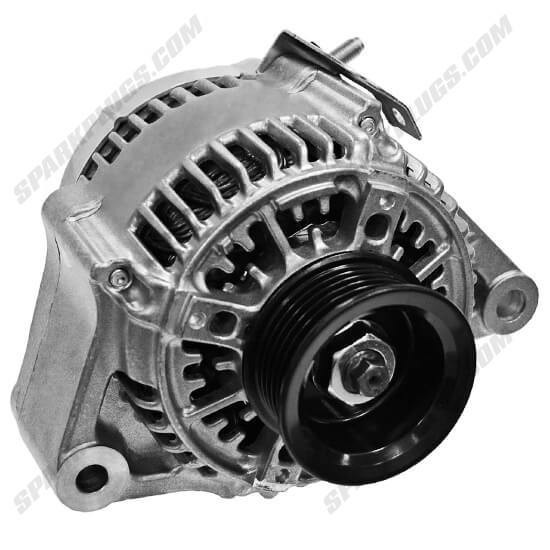 Picture of Denso 210-0287 Remanufactured Alternator