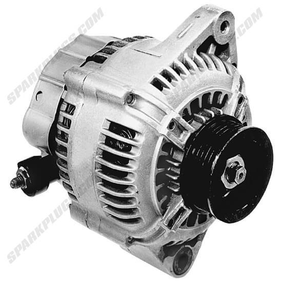 Picture of Denso 210-0296 Remanufactured Alternator