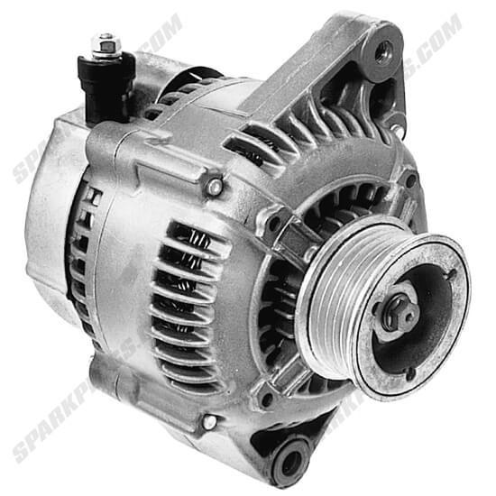 Picture of Denso 210-0307 Remanufactured Alternator