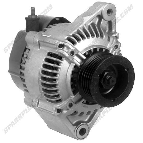 Picture of Denso 210-0312 Remanufactured Alternator