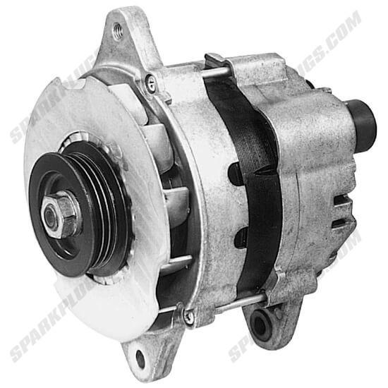 Picture of Denso 210-0313 Remanufactured Alternator