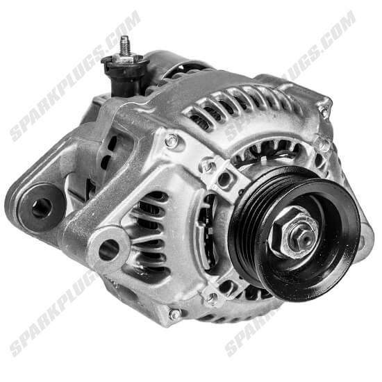 Picture of Denso 210-0316 Remanufactured Alternator