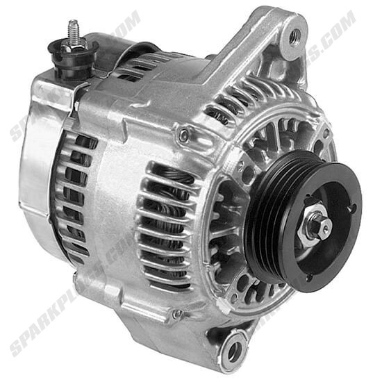 Picture of Denso 210-0329 Remanufactured Alternator