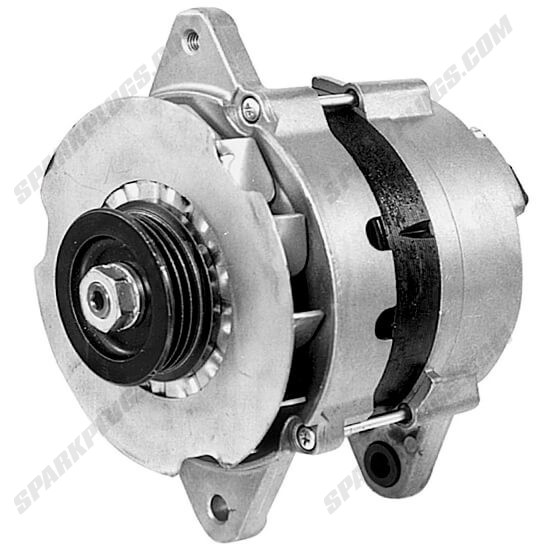Picture of Denso 210-0368 Remanufactured Alternator