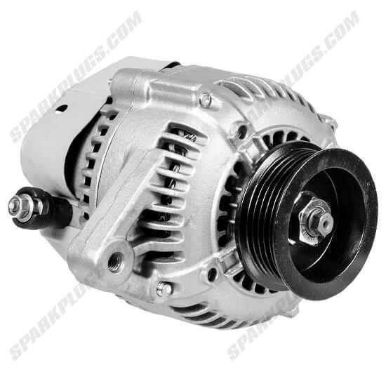 Picture of Denso 210-0389 Remanufactured Alternator