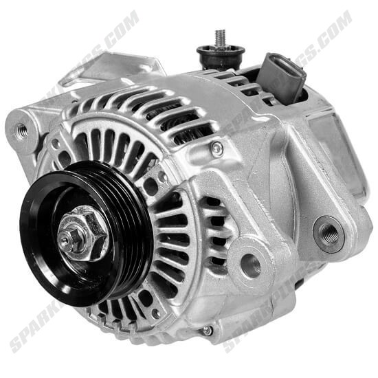 Picture of Denso 210-0397 Remanufactured Alternator