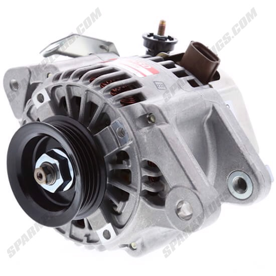 Picture of Denso 210-0398 Remanufactured Alternator