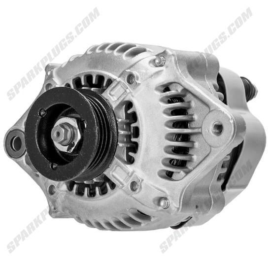 Picture of Denso 210-0408 Remanufactured Alternator
