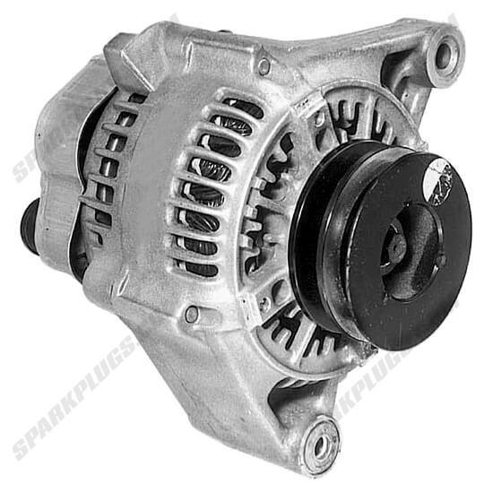 Picture of Denso 210-0410 Remanufactured Alternator